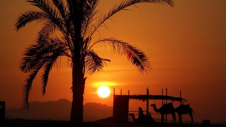 quando andare in egitto stagioni consigliate tramonto