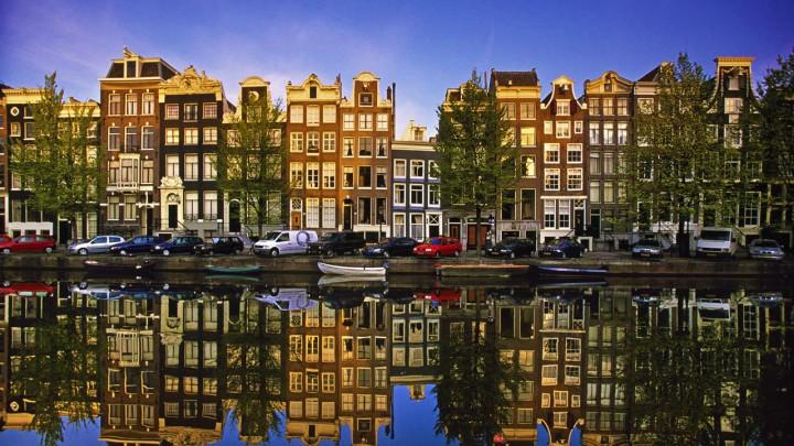 edifici Amsterdam