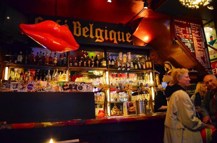 Cafè Belgique Amsterdam