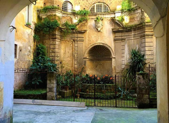 Casa Fasulo: casa di Cornelia Tasso