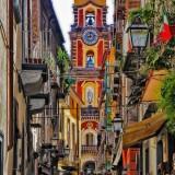 Campanile Duomo Sorrento