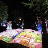 Salerno Luci D'artista giardino incantato