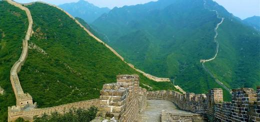 cina: la grande muraglia