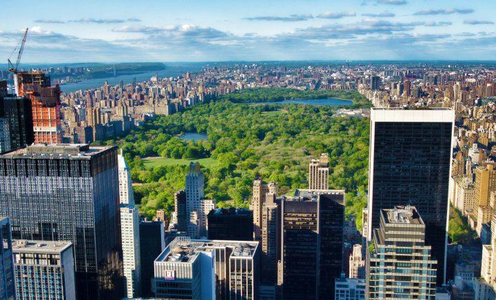 Central Park da Manhattan