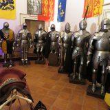 armature tipiche da cavaliere