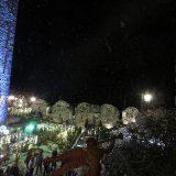 neve al castello di limatola