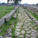 strada antica paestum poseidonia