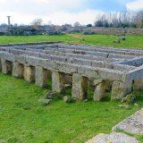 Scavi archeologici di Paestum: piscina