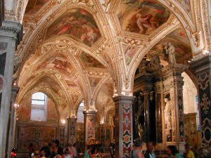 cripta duomo amalfi