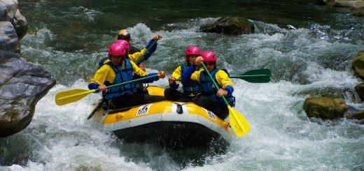 rafting calabria