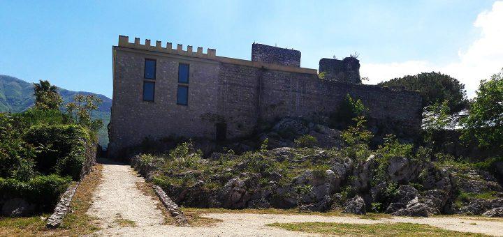 castello fienga nocera